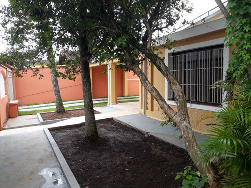 Imagem 1 de 21 de Casa Com 3 Dorms, Solemar, Praia Grande - R$ 680 Mil, Cod: 2000 - V2000