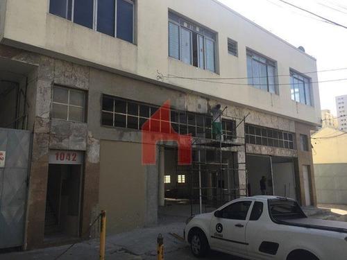 Loja Para Alugar, 459 M² Por R$ 22.000,00/mês - Ipiranga - São Paulo/sp - Lo0005