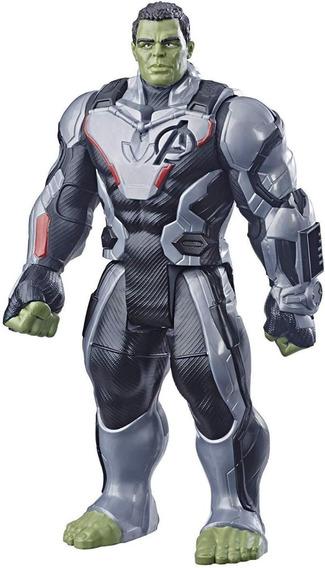Avengers Endgame Hulk Titan Hero Power Fx Hulk Action Figure