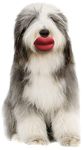Moody Pet Humunga Lips Mini Toy Para Perros