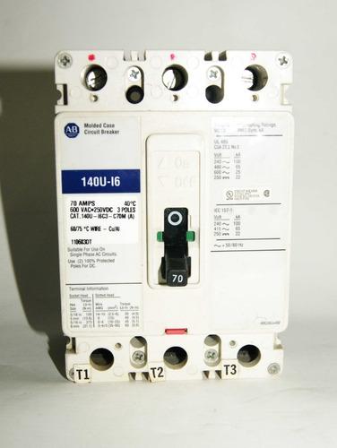 Totalizador 140u-i6 3p 70a Amp - 600v Cod. 00207