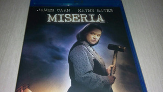 De Stephen King Misery Pelicula En Bluray Nueva
