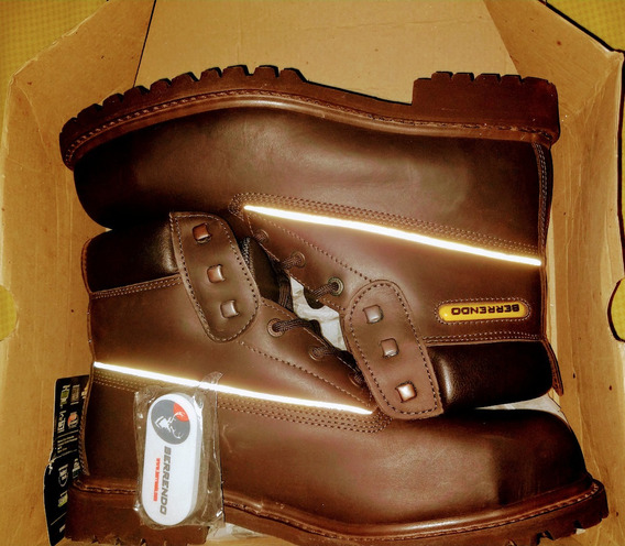 Zapatos De Seguridad Berrendo