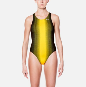 Maio Performance Fastback One Piece Amarelo G Nike Com Nf