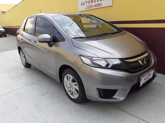Honda Fit Lx 1.5 16v Flex Aut.