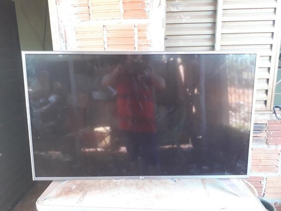 Tv Lg49 Tela Quebrada Placas E Leds Em Perfeito Estado