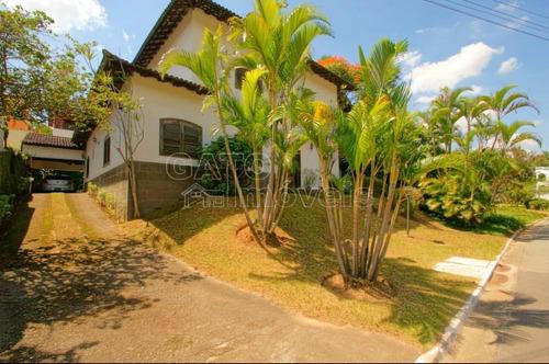 Imagem 1 de 8 de Casa Em Condomínio Para Venda Em Santana De Parnaíba, Alphaville, 4 Dormitórios, 2 Banheiros, 4 Vagas - 21373_1-1887667