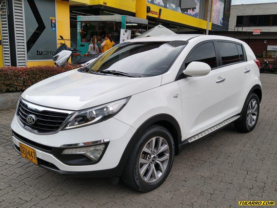 Kia Sportage Revolution Lx At 2.0