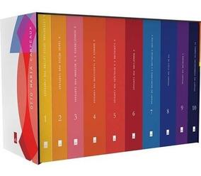 Livro - Box - História Da Literatura Ocidental - Lacrado!