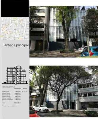 Venta Edificio Nuevo En Polanco, Temistocles