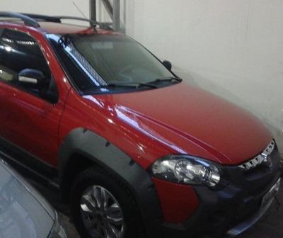 Fiat Strada Adventure 1.8 16v (flex) (cabine Dupla) 2013
