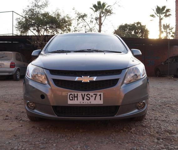 Chevrolet Sail Ii Nb 1.4 Lt 2014