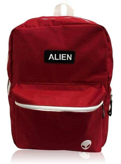 Mochila Alien Red