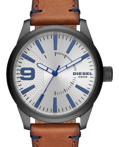Relógio Diesel Masculino Couro Dz1905