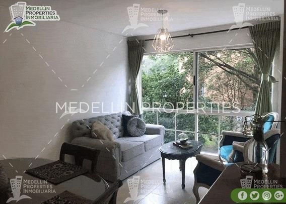 Alquiler De Apartamentos Por Mes En Envigado Cod: 5081