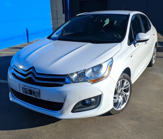 Citroën C4 Lounge 2014 1.6 Exclusive 6at Thp 163cv Am16