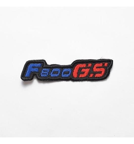 Patch Bordado - F800 Gs