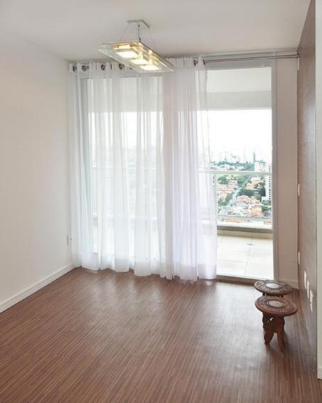 Oportunidade! Excelente Condomínio - Ao Lado Da Berrini - 1 Dorm/1 Vaga - Ar Condicionado - Pronto Para Morar - Lazer De Clube - Agende Sua Visita!!! - Ap4647