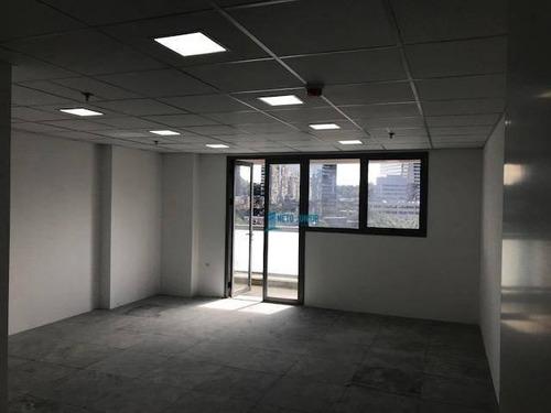 Imagem 1 de 4 de Sala À Venda, 43 M² Por R$ 380.000,00 - Chácara Santo Antônio - São Paulo/sp - Sa0245