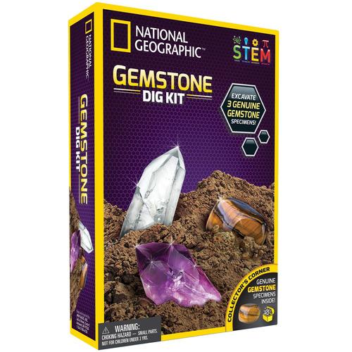 Imagen 1 de 8 de Equipo De Excavación De Piedras Preciosas De National Geo