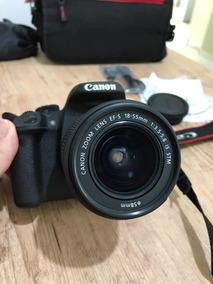 Máquina Fotográfica Digital Profissional Canon