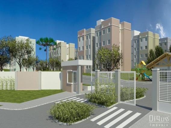 Apartamento Residencial - Araucária - Ap0241 - Ap0241 - 32987196