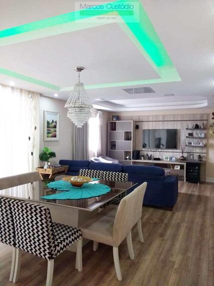 Apartamento Com 4 Dorms, Boa Vista, São Caetano Do Sul - R$ 1.299.000,00, 186m² - Codigo: 632 - V632