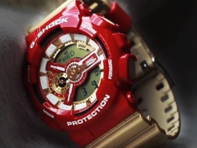 Relógio Masculino Shöcks Dia Dos Pais Importad Iron Mam G110