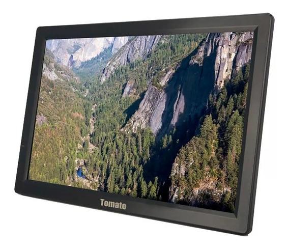 Tv Digital Portátil Led Monitor Hd 14