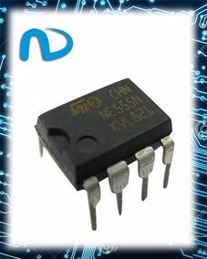10x Ne555p - Circuito Integrado