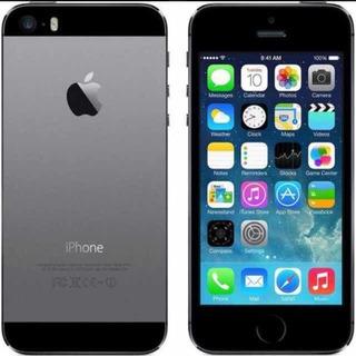 iPhone Original 5s Preto Desbloqueado - Em Perfeito Estado