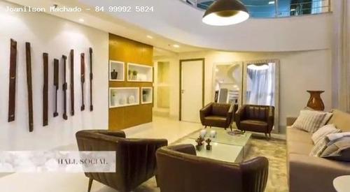 Imagem 1 de 15 de Apartamento Para Venda Em Natal, Lagoa Nova - Firenze, 4 Dormitórios - Ap0361_2-396206