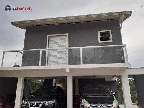 Imagem 1 de 30 de Casa Com 4 Dormitórios À Venda, 245 M² Por R$ 960.000,00 - Quintas Do Ingaí - Santana De Parnaíba/sp - Ca0602