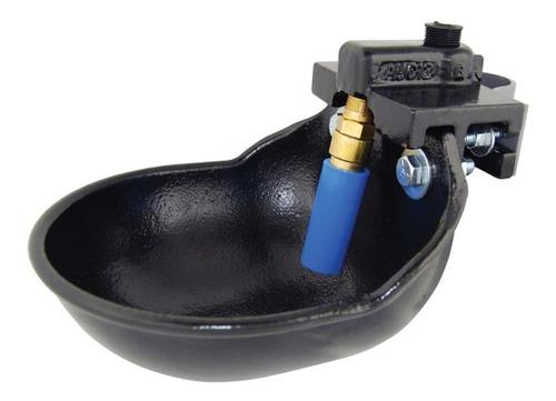 Imagen 1 de 1 de Bebederl De Agua,hierro Fundido-alto Flujo/ Color Negro