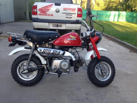 Honda Z50 Monkey 1981 Impecable Entrega Ya