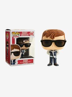 Funko Pop #595 - Baby - Baby Driver - 100% Original!