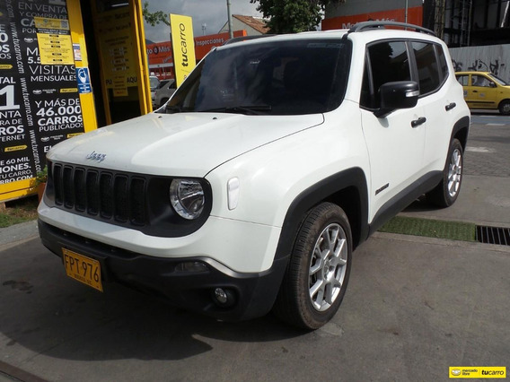 Jeep Renegade Sport Plus 1.8 At