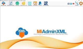 Miadminxml Descarga Y Administración Masiva De Xml 2020