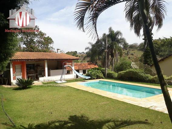 Sítio Com 3 Dormitórios À Venda, 31460 M² Por R$ 600.000 - Pedra Bela - Pedra Bela/sp - Si0018