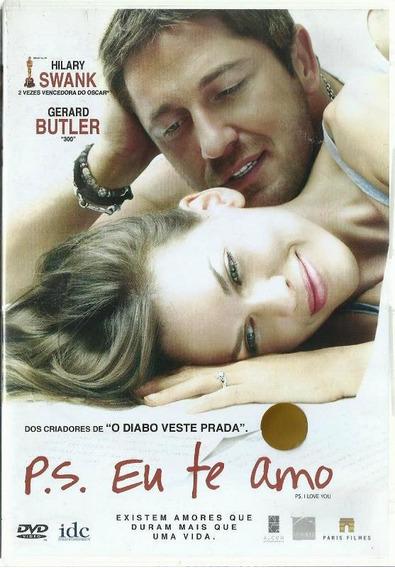 068 Fdv- 2007 Dvd Filme- P. S. Eui Te Amo- P.s. I Love You