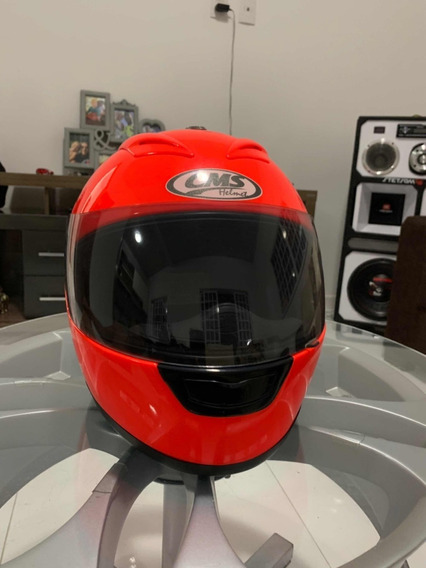Capacete Cms Helmet Motociclista