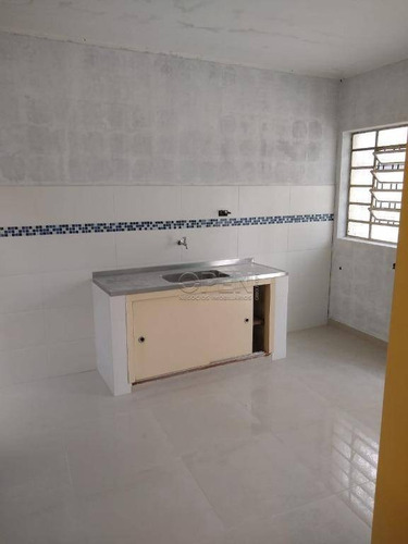 Casa Com 2 Dormitórios Para Alugar, 90 M² Por R$ 2/mês - Vila Eldízia - Santo André/sp - Ca0876