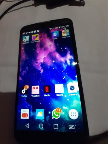 Celular LG K 10 Usado