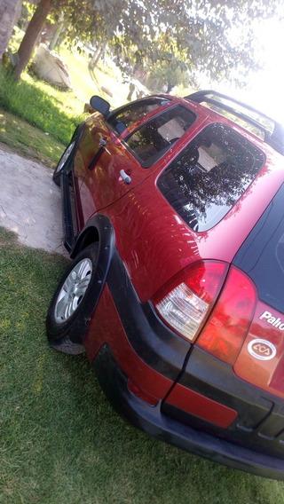 Fiat Palio Adventure Full