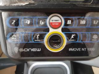 Esteira Eletrônica Gonew Nt1000