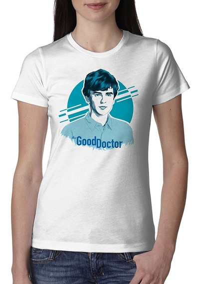 Playera The Good Doctor Mujer Popularshirt