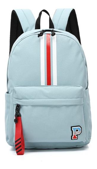 Mochila Colegio Escuela Primicia Cool Pack 41630 Azul