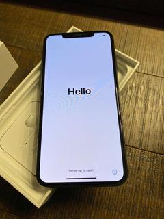 Apple iPhone Xs Max 256gb Preto Space Gray Muito Conservado