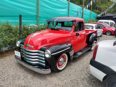 Chevrolet 1953 Mec 3.100 Pick Up 1995