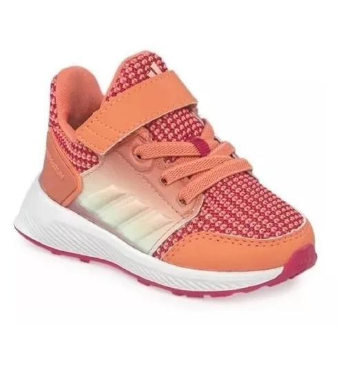 Zapatillas adidas Rapidarun Cfi Bebe - Coral